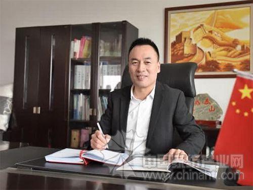 科技健康家纺产品的领先者—紫罗兰家纺董事长陈永兵